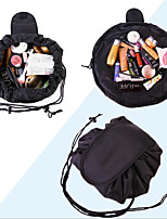 cheap -1Pcs Lazy Person Large Capacity Drawstring Bunched Makeup Bag