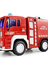 LED Lighting Holiday Props Music Toys Educational Toy Pull Back Car/Inertia Car Vehicle Toy Playsets Toy Cars Toys Fire Engine Vehicle