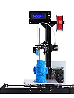 Flsun Large Printing Size 200*200*260mm 3D Printer Kit Easy Assembly Auto-leveling Heated Bed With 2 Rolls Filament