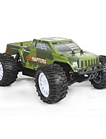 cheap -RC Car 9053 2.4G Buggy Off Road Car High Speed Racing Car Drift Car 1:16 Brushless Electric 40 KM/H Remote Control Rechargeable Electric