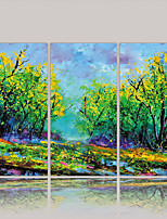 Canvas Print Classic,Three Panels Canvas Vertical Print Wall Decor For Home Decoration