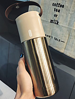 Офис / Карьера Стаканы, 350 Нержавеющая сталь Вода Бутылки для воды