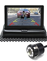 ZIQIAO Car Rear View Reversing Visual Monitor System