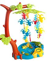 Fidget Desk Toy Family Game Toys Crocodile Monkey Animals Education Kids 1 Pieces