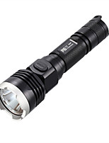 Nitecore LED Flashlights / Torch Handheld Flashlights/Torch Flashlight Lanyard LED 500-1000 lm 4 Mode Cree XM-L T6 Cree R5 Water
