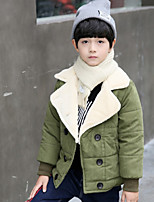 Boys' Solid Down & Cotton Padded