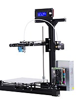 Printing Size 200*200*260mm DIY 3D Printer Kit Auto Leveling 3d Printer With Heated Bed and Two Rolls Filament