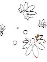 Botanica Adesivi murali Adesivi aereo da parete Adesivi decorativi da parete,Vinile Decorazioni per la casa Sticker murale For Parete