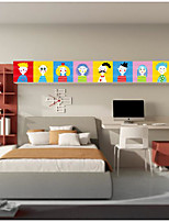 Romance People Wall Stickers Plane Wall Stickers Decorative Wall Stickers,Paper Material Home Decoration Wall Decal