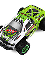 RC Car JJRC Q35 2.4G Off Road Car High Speed 4WD Drift Car Buggy SUV Monster Truck Bigfoot 1:24 30 KM/H Remote Control Rechargeable