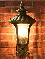 Wall Light Ambient Light Wall Sconces 220V E27 Rustic/Lodge