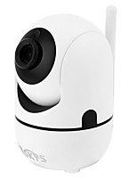 VESKYS® 720p 1.0MP Wireless IP Camera Baby Monitor Smart Home Security Video Surveillance Two way Audio Support TF Card