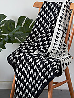 Super Soft Plaid/Checkered Polyester Blankets