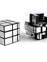 Rubik's Cube Smooth Speed Cube 3*3*3 Mirror Cube Magic Cube Office Desk Toys Stress and Anxiety Relief Holiday Birthday Novelty Gift