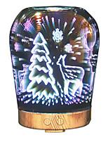o mais novo vidro de arte com efeito 3d levou o melhor perfumador perfumado de presente de luz - calibre de beleza