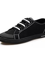 economico -Da uomo Scarpe Di corda Primavera Autunno Comoda Sneakers Per Casual Bianco Nero