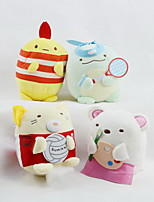 Stuffed Toys Toys Animal Animals Family Friends Animals Decorative Wedding Kids Adults' 1 Pieces