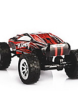 cheap -RC Car WL Toys A999 2.4G Car High Speed 4WD Drift Car Buggy 1:24 KM/H Remote Control Rechargeable Electric