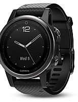 cheap -GARMIN® fenix 5S Sapphire Men's GPS Sport Fashion Wrist Watch Swiss Digital Bluetooth Alarm Calendar date day Water Resistant Tachymeter Watch