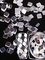 Ongles paillettes art déco / rétro ongles bijoux 0,001 kg / boîte