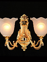 Ambient Light Wall Sconces 25W AC220V E27 Country Traditional/Classic For