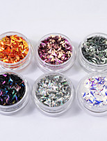 cheap -Nail Glitter Art Deco / Retro Nail Jewelry 0.003kg/box