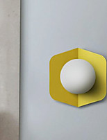 Недорогие -настенный светильник Рассеянное освещение 40W 110-120Вольт 220-240Вольт E26/E27 Модерн Живопись