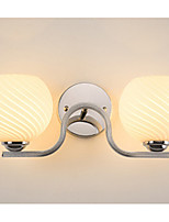 Wall Light Ambient Light Wall Sconces 40W 220V E27 Traditional/Classic Modern/Contemporary Polished Nickel