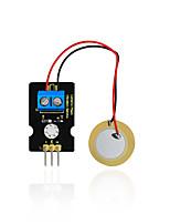 Недорогие -Ключ-студия аналогового пьезоэлектрического керамического датчика вибрации для ардуино