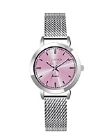 Women's Wrist watch Fashion Watch Quartz Alloy Band Elegant Silver Gold Rose Gold