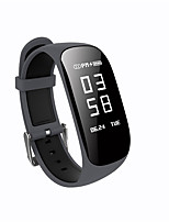 cheap -Smart Bracelet Android 4.0 IOS Relaxed Fit Portable Pedometers Exercise Record Distance Tracking Sleep Tracker Message Reminder Call