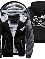 abordables -hombres moto motocicleta a prueba de viento a prueba de desgaste protector de la chaqueta del engranaje para el automovilismo