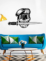 Cartoon Wall Stickers Plane Wall Stickers Decorative Wall Stickers,Vinyl Home Decoration Wall Decal Wall Window