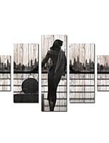 Холст для печати Modern,5 панелей Холст С картинкой Декор стены For Украшение дома