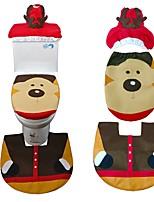 economico -Tappeti antiscivolo Animali Vacanza Fiaba Non legno Decorazione natalizia