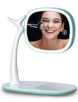 1 pcs Mirror Plastics Glass Quadrate