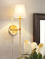 Wall Light Ambient Light Wall Sconces 40W 220V E14 Country Brass