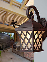 Wall Light Ambient Light Wall Sconces 220V E27 Rustic/Lodge Country