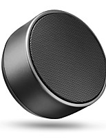 NBY20 Bluetooth Speaker Bluetooth 4.0 3.5mm AUX Subwoofer Silver Black