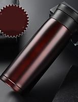 Офис / Карьера Стаканы, 450 Нержавеющая сталь Вода Бутылки для воды