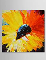 Peint à la main Abstrait Moderne Un Panneau Toile Peinture à l'huile Hang-peint For Décoration d'intérieur