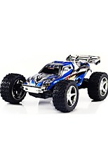 RC Car WL Toys 2019 2.4G Off Road Car High Speed 4WD Drift Car Buggy SUV * KM/H Variable Speeds Remote Control Rechargeable Electric