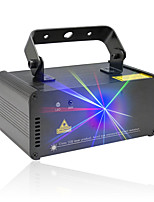 U'King Laser Stage Light DMX 512 Master-Slave Sound-Activated 15 for Outdoor Party Stage Wedding Club Professional High Quality