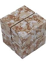 Кубик Infinity Cube Игрушки Геометрической формы Прочее Крахмаление Стресс и тревога помощи Товары для офиса Износостойкий Вращающаяся
