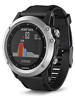 GARMIN® fenix 3HR Men's GPS Sport Wrist Watch Swiss Digital Bluetooth Alarm Calendar / date / day Water Resistant / Water Proof LCD Pedometer