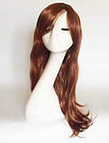 cheap -Brown Wave Long Curly Hair COSPLAY Wig 26inch