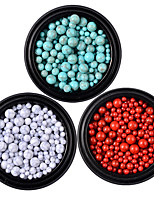 cheap -Nail Art Decoration Rhinestone Pearls Makeup Cosmetic Nail Art Design