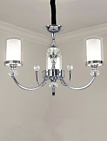 Rustic/Lodge Country Traditional/Classic Chandelier For Living Room Dining Room Study Room/Office AC 110-120 AC 220-240V Bulb Not Included