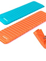 cheap -Sleeping Pad Squeezing Folding Chinlon TPU Camping & Hiking All Seasons