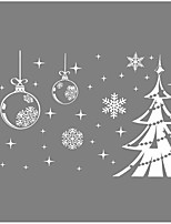 Christmas Wall Stickers Decals Decorative Wall Stickers,Plastic Material Home Decoration Wall Decal